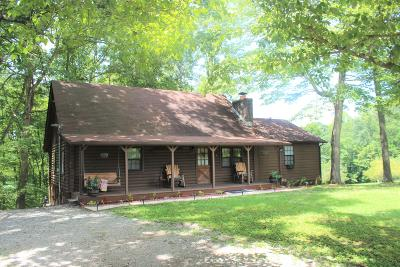 Single Family Home For Sale: 186 Indian Creek Rd