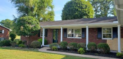 Lenoir City Single Family Home For Sale: 963 Spring Rd