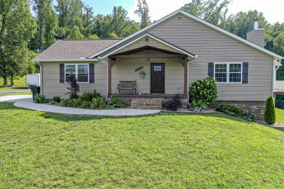 Maryville Single Family Home Pending - Continue To Show: 1843 Spencer Drive
