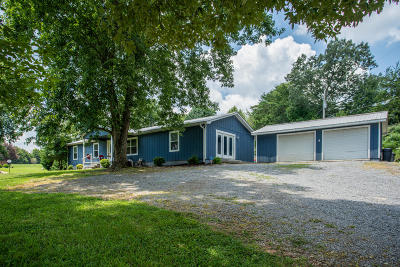 Single Family Home For Sale: 240 County Road 805