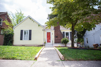 Knoxville Single Family Home For Sale: 2010 Cecil Ave