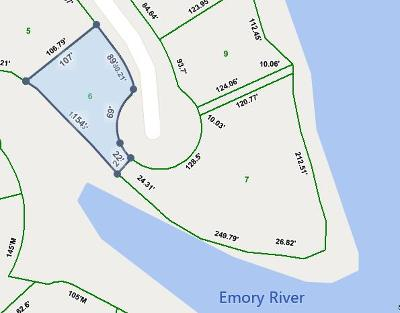 Residential Lots & Land For Sale: Lot 6 Blue Heron Drive