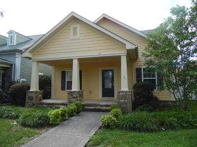Oak Ridge Single Family Home For Sale: 108 Forestberry St