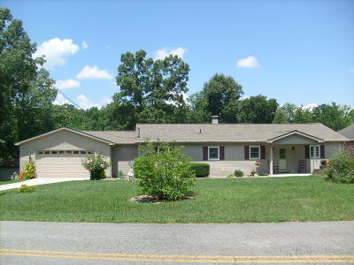 Single Family Home For Sale: 9013 Cherokee Tr