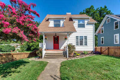 Knoxville Single Family Home For Sale: 2305 Washington Ave