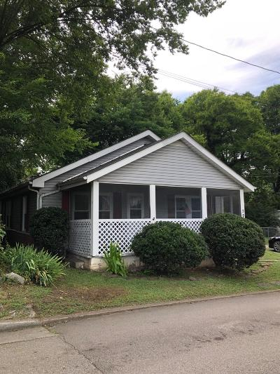 Anderson County Single Family Home For Sale: 508 Hendrickson St