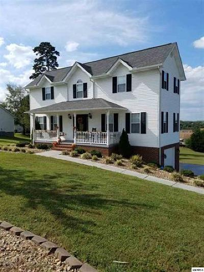 Sevierville Single Family Home For Sale: 2810 English Hills Drive