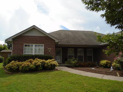 Maryville Single Family Home For Sale: 1610 Autumn Brook Drive