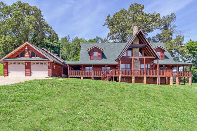 Blount County Single Family Home For Sale: 4740 Driftwood Lane