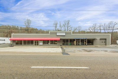 Harriman TN Commercial For Sale: $239,900