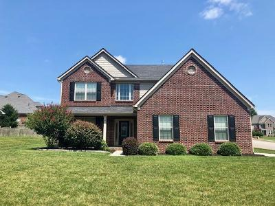 Knoxville Single Family Home For Sale: 1717 Falcon Pointe Drive #1