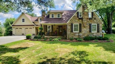 Crossville Single Family Home For Sale: 376 Turkey Oak Rd