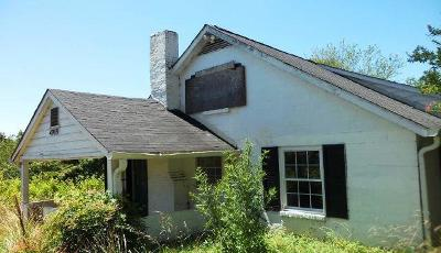 Blount County, Loudon County, Monroe County Single Family Home For Auction: 4919 Tva Lab Rd