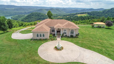 Tazewell Single Family Home For Sale: 1901 Raven Hill Rd