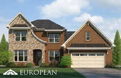 Knoxville Single Family Home For Sale: Lot 24 Taurus Ln