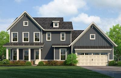 Knoxville Single Family Home For Sale: Lot 11 Capricorn Ln