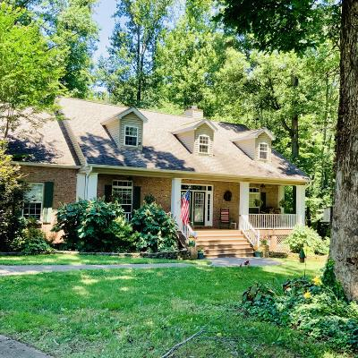 Madisonville Single Family Home For Sale: 410 Mountain View Rd