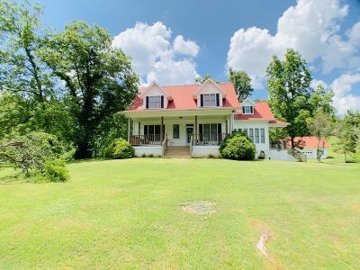 Sunbright Single Family Home For Sale: 479 Hannah Davidson Rd