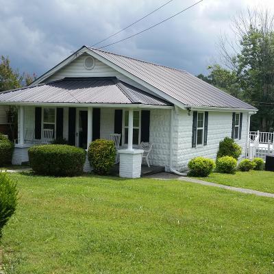 Jacksboro Single Family Home For Sale: 223 Eagle Bluff Rd