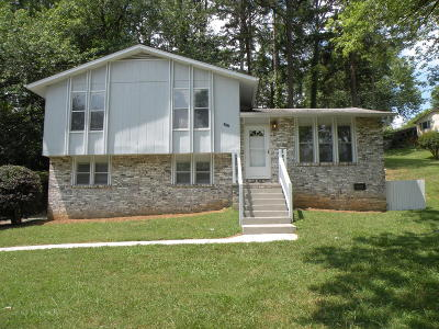 Knoxville Single Family Home For Sale: 2600 Chukar Rd