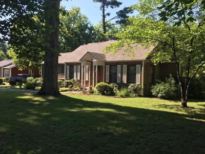 Knoxville Single Family Home For Sale: 514 Woodlawn Pike