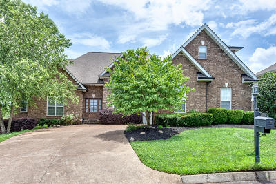 Knoxville Single Family Home For Sale: 2648 Nicholas View Lane