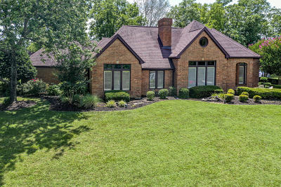 Blount County Single Family Home For Sale: 1077 White Oak Ave