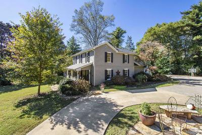 Knoxville Single Family Home For Sale: 2219 Houser Rd