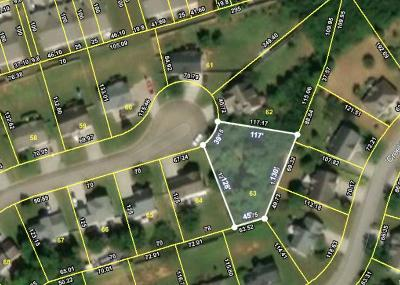 Knoxville Residential Lots & Land For Sale: 1948 Winter Winds Lane