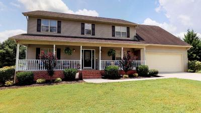 Loudon Single Family Home For Sale: 109 Giffin Circle
