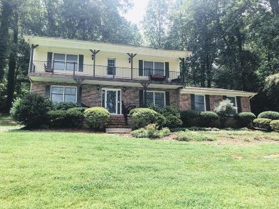 Oliver Springs Single Family Home For Sale: 534 Poplar Creek Rd