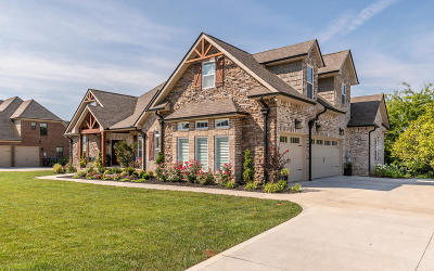 Blount County Single Family Home For Sale: 1431 Edenbridge Drive