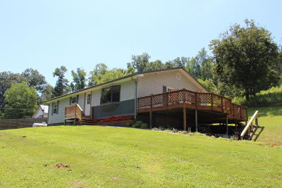 Lafollette Single Family Home For Sale: 2906 Cedar Creek Rd Rd