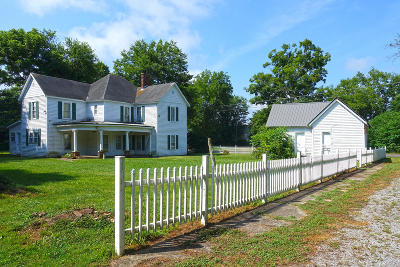Strawberry Plains Single Family Home For Sale: 112 Main St
