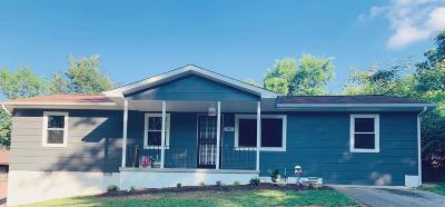 Knoxville Single Family Home For Sale: 3414 Argyle Drive