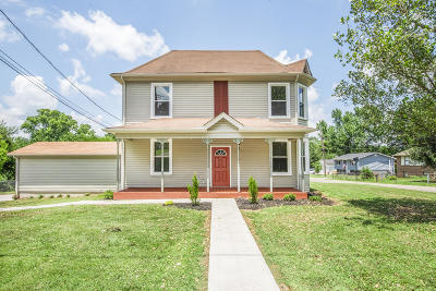 Knoxville Single Family Home For Sale: 2625 Forestdale Ave