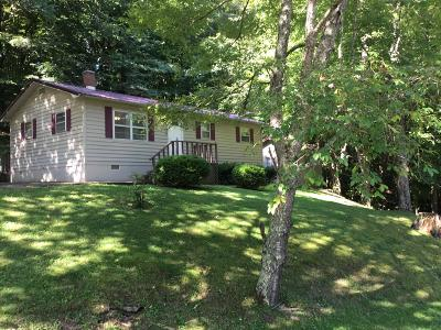 Cumberland Gap Single Family Home For Sale: 235 E Ashton Drive