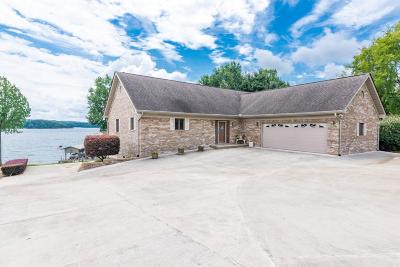 Single Family Home For Sale: 417 Goose Point