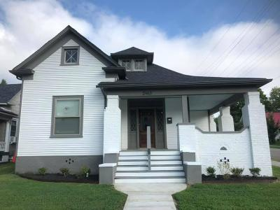 Knoxville Single Family Home For Sale: 2463 Woodbine Ave