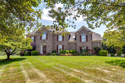 Knoxville Single Family Home For Sale: 808 Lindenhall Circle