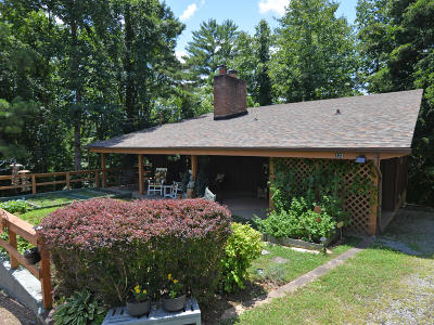 Townsend Single Family Home For Sale: 123 Cutter Gap Rd