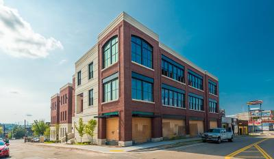 Knoxville Condo/Townhouse For Sale: 355 Ogden St #208