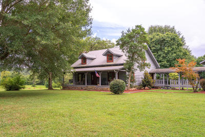 Single Family Home For Sale: 1168 Chestuee Road
