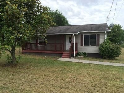 Blount County, Loudon County, Monroe County Single Family Home For Sale: 1711 Creason Drive