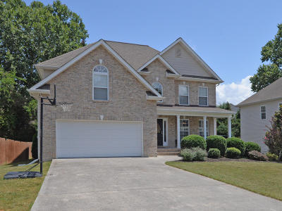 Knoxville Single Family Home For Sale: 1310 Montford Lane