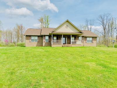 Single Family Home For Sale: 874 Mt. View Rd