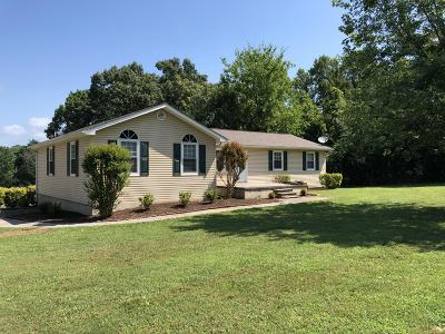 Knoxville Single Family Home For Sale: 285 Moody Hollow Rd
