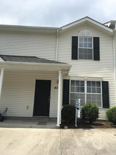 Knoxville TN Condo/Townhouse For Sale: $99,900