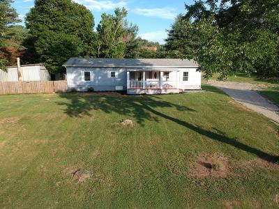 Lenoir City Single Family Home For Sale: 1030 Hickory Creek Rd