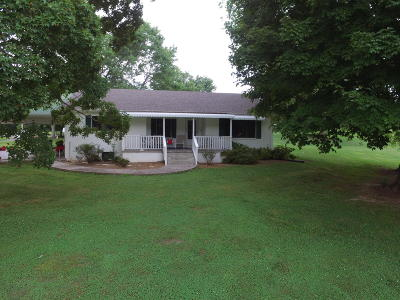 Rutledge Single Family Home For Sale: 350 Cooper Rd